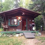 Photo de Swan Lake Cabins
