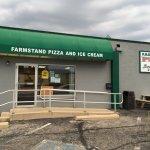 Farmstand in Sidney, Ohio