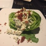 upgrade dinner salad to this wedge salad