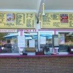Counter menu