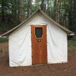 tent cabin 13