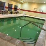 The GREEN pool!