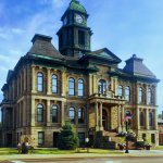 This amazing courthouse, plus Millersburg Brewing and several antique shops are only a mile away