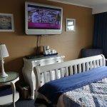 Seacrest Motel Room TV