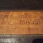 Euh, bah... c'est le menu! :)