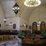 Lustre au Hammam Lemdina