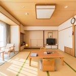 落ち着いた雰囲気な和室です。