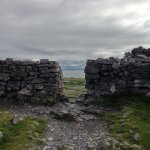 Dún Aonghasa is the most famous of several prehistoric forts on the Aran
