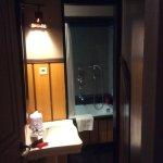 Foto de Hotel Bourg Tibourg