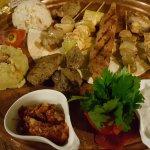 Sini mixed Kebab