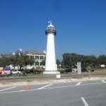 The Biloxi lighthouse is an amazing site.