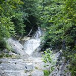 Lace Falls.
