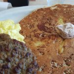 Cinammon Apple Pancake