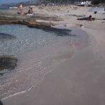 platgeta de Es Calo de San Agusti
