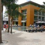 Habitaciones deluxe y vistas hotel