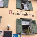 Restaurant Brandenberg Foto