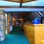 Restaurant Bar Upstairs