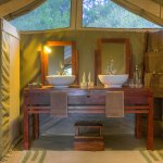 Kicheche Mara camp ensuite bathroom