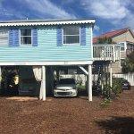 Photo de Beachcomber Cottages on Vilano