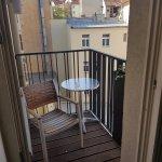 Room 416 Balcony