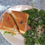 Italian Club with Caesar Salad - Lunch Special