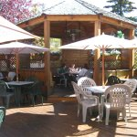 Outdoor VIEW OF PUB AND PATIO