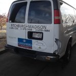 Candlewood Van