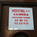 Photo de Hostal Zamora