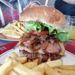 Burger Paysan une tuerie un stage nectaire au top.