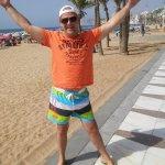 Playa de Levante Foto