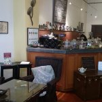 Walking into The Panama Tea House