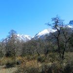 Vista imponente de los cerros