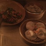 Assortiments d'entrées vapeur & salade thaï