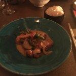Le homard curry est un succès total, même quand on a déjà voyagé en Asie