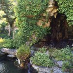 one of many grottos at Kykuit