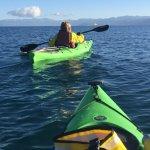 Tahoe kayak trip