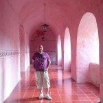 pasillos de gran colorido