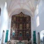 hermoso altar de la capilla
