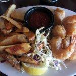 Tin Roof Grill - Beer-battered Shrimp