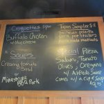 Tin Roof Grill - Specials Board