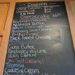 Tin Roof Grill - Dessert Board