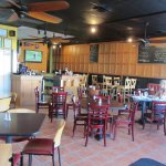 Tin Roof Grill - Dining Area