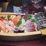 Ottimo sushi e sashimi