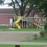 The playground at Presque Isle