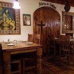Casa Reyna dining room