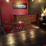 Lobby at Crypto Escape Rooms