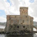 Incendio del Castello con la Processione Religiosa dei Crocifissi Photo