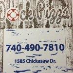 Choctaw Pizza Post