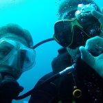 Joe's Gone Diving Foto