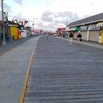 Foto de Wildwood Boardwalk